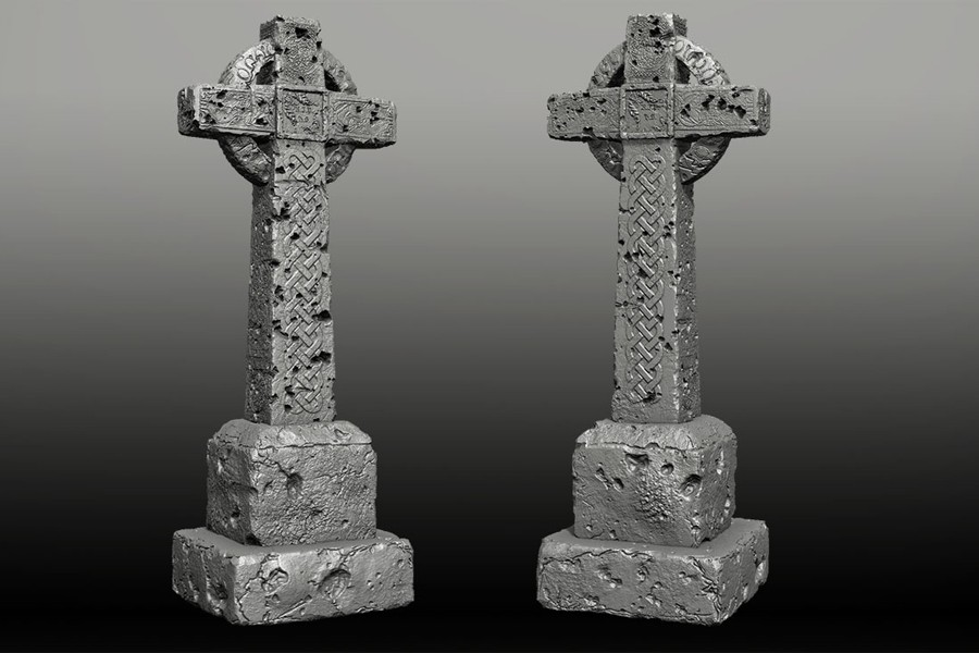 Cross for Hilda
